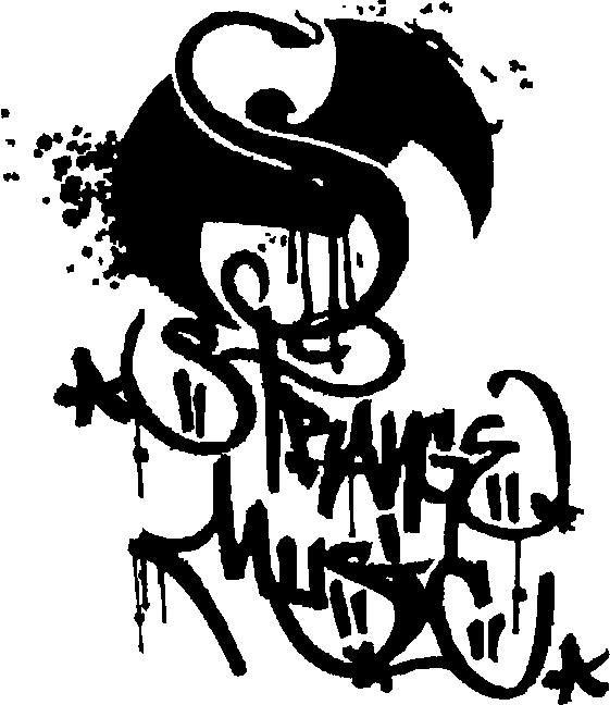 Strange Music Vinyl Decal Sticker Strange Music Music Tattoo Music Logo