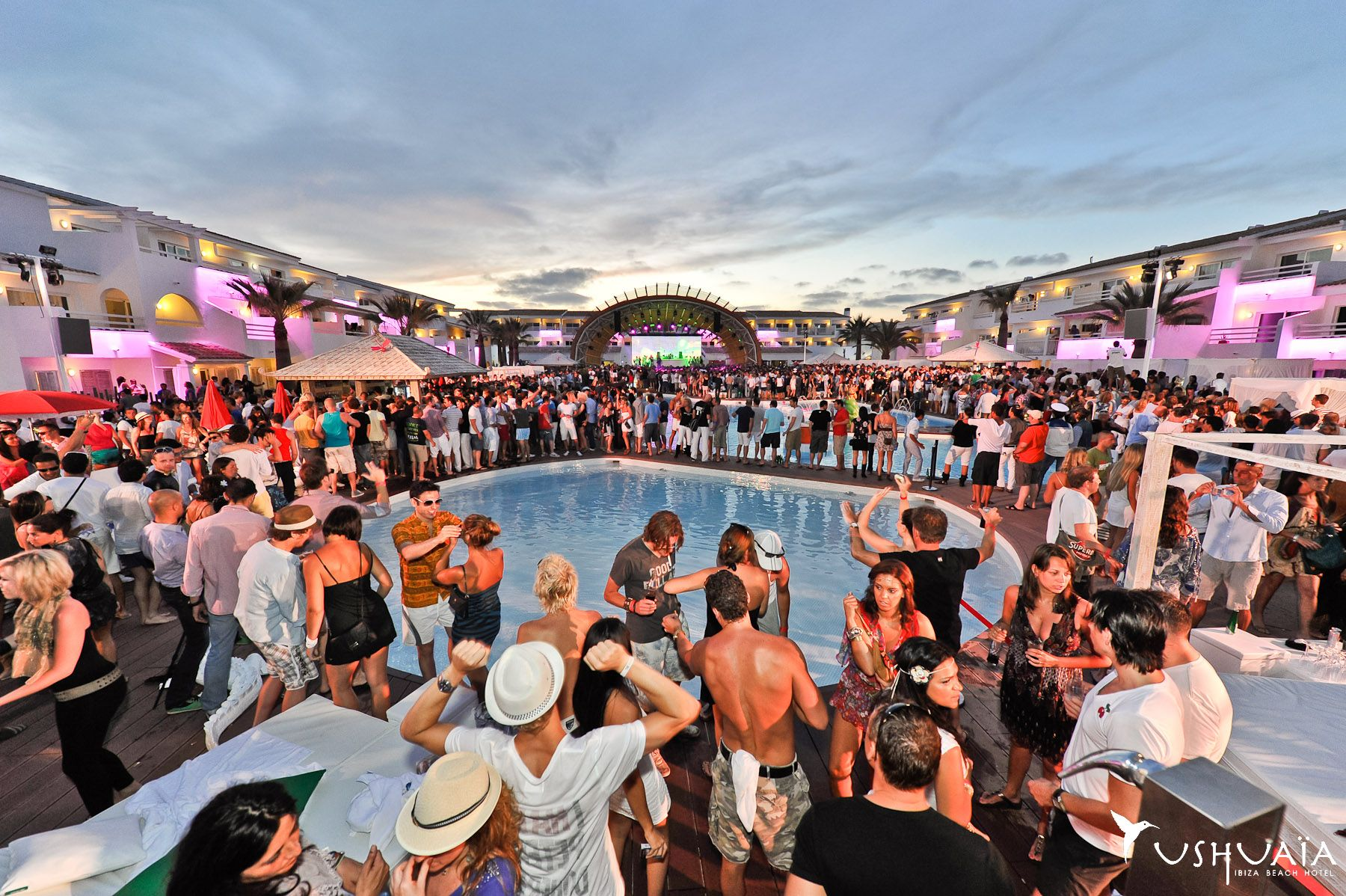 Ibiza Ushuaia Clubs