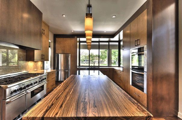 Kitchen Counter Tops 2 Interesting Ideas