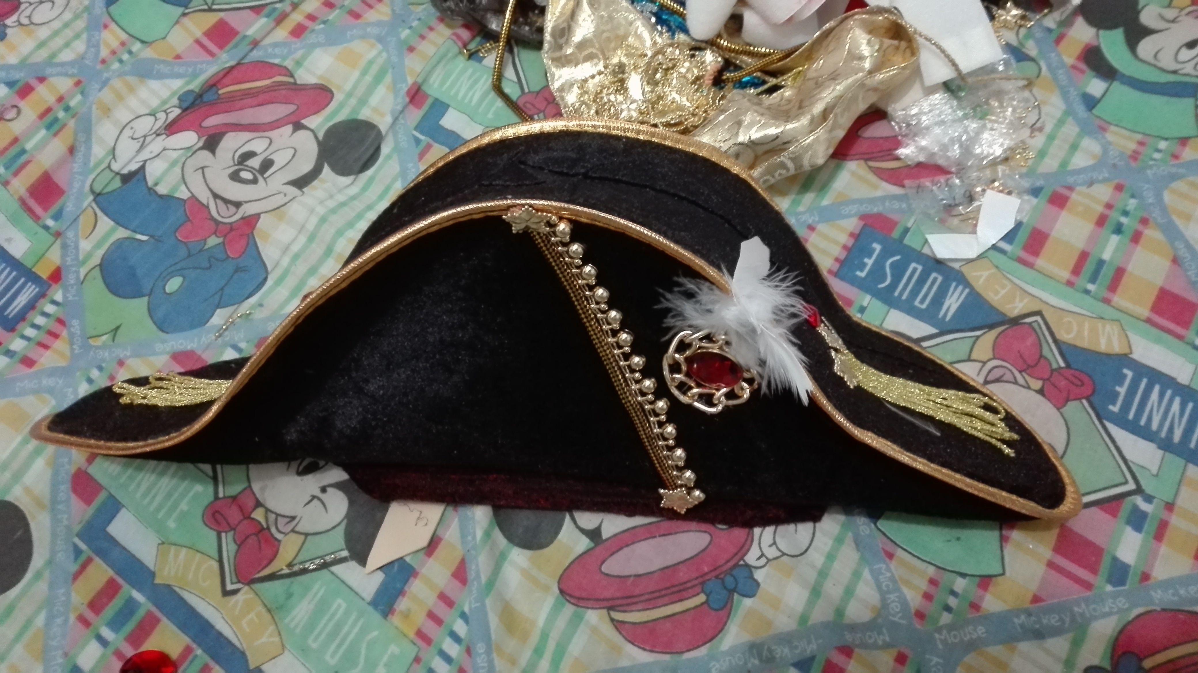 Sombrero Hecho Para Disfraz De Soldado Del Ejército De