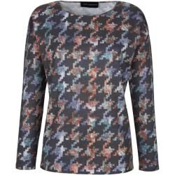 Photo of Amy Vermont, Pullover mit Allover-Print, mehrfarbig Amy Vermont