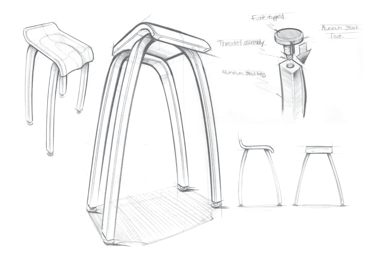 Furniture Sketches Notes From The Atelier October 2012 Sketch Pinterest