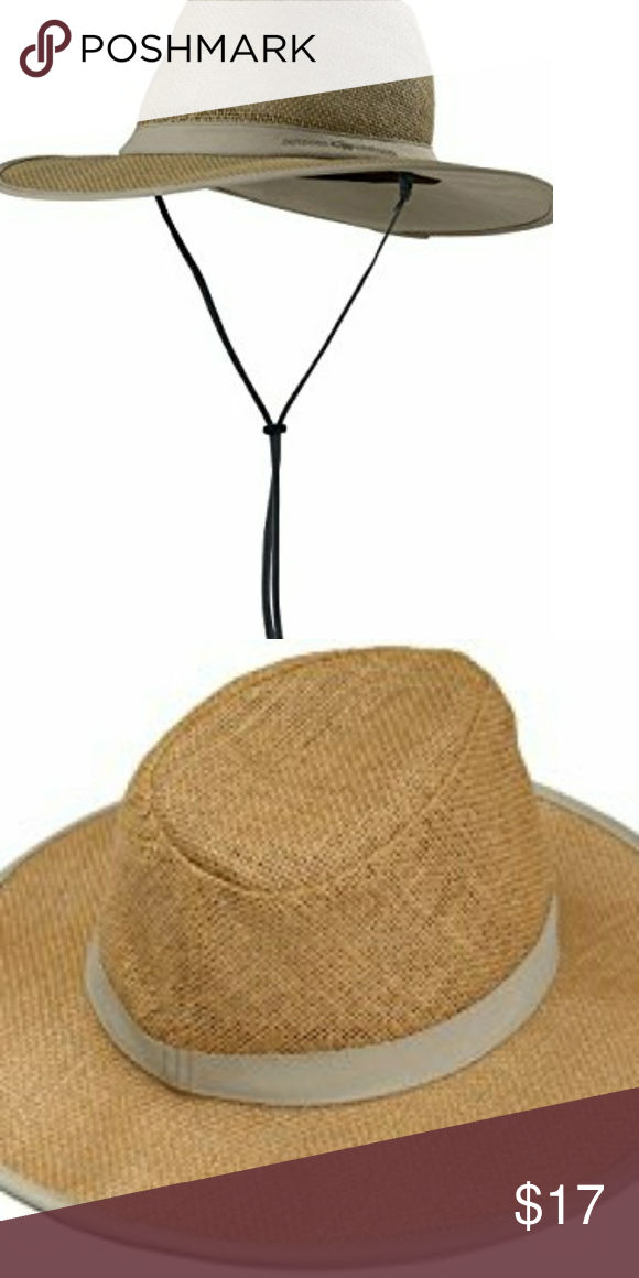 4ac5d2b54c1 Safari   UPF Outdoor Research Papyrus Brim Sun Hat Features 100% Nylon  Fabric Performance