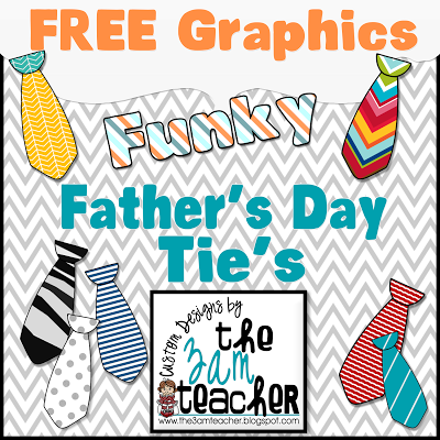 FREE Father\'s Day Clip Art by The 3am Teacher | Recursos | Pinterest ...