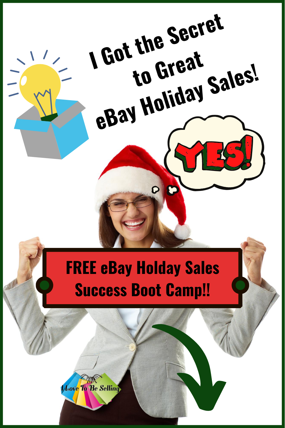 The Secret To Great Ebay Holiday Sales 2020 In 2020 Holiday Sales Ebay Selling Tips Work Smarter