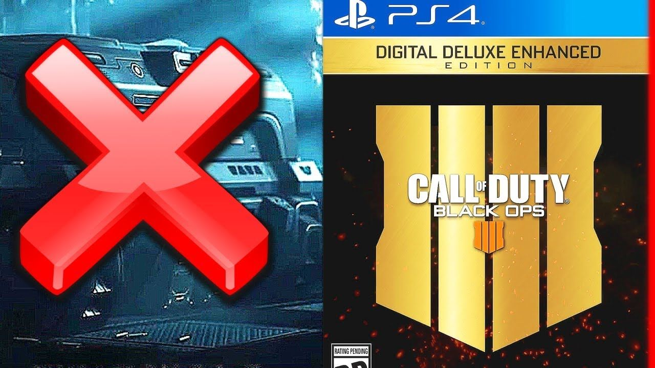 Does This Mean NO ($$ SUPPLY DROPS) in BO4?? - Black Ops 4 Talk