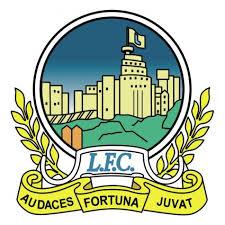 LINFIELD football club -- BELFAST n.irish   Irish football, British football,  Team badge