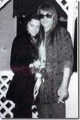 Erin Everly Axl Rose Wedding Pic Erin Everly Axl Rose Axl Rose Girlfriend