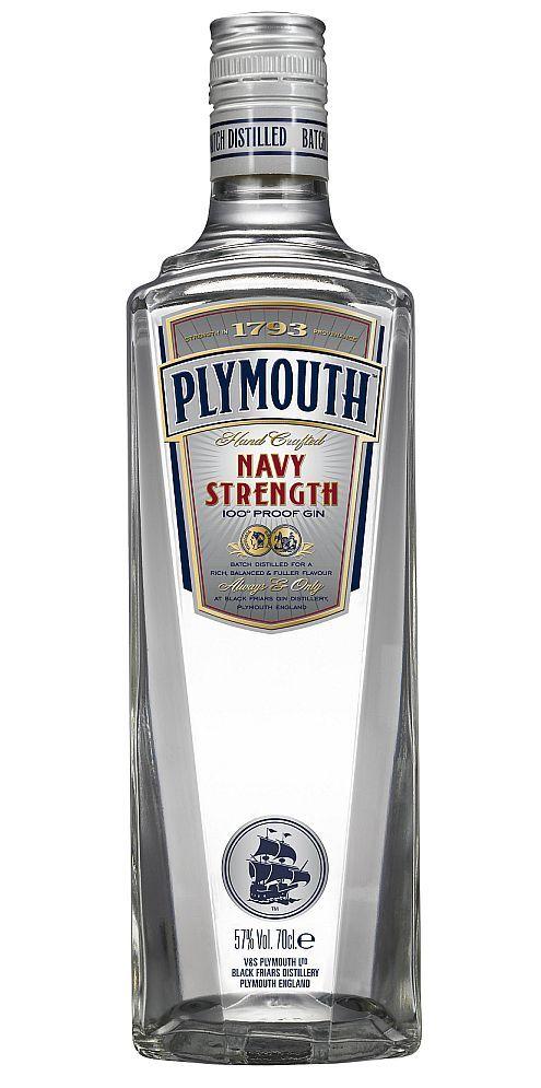 Plymouth Navy Strength #Gin c/o Liquor.com