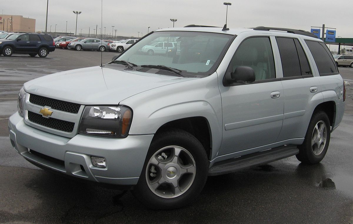 Chevrolet Trailblazer Wikipedia
