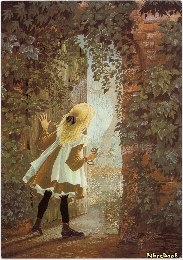 Таинственный сад (фрэнсис элиза бёрнетт) скачать книгу в fb2.