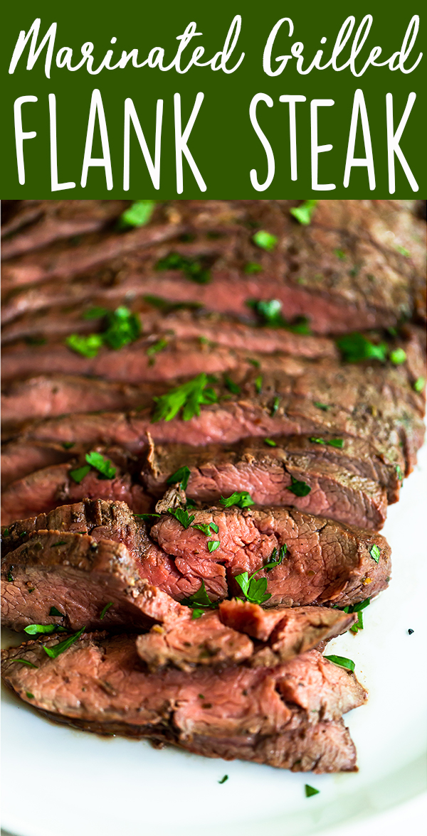 Marinated Grilled Flank Steak Recipe Grilled Steak Recipes Flank Steak Recipes Grilled Easy Grilling Recipes