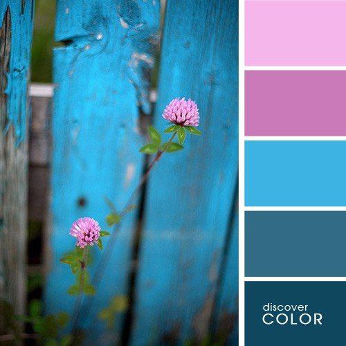 Цветовые решения Палитра цвета