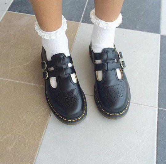 47d720e5f0d2 Dr. Martens on in 2019 | Dr martens | Fashion, Girls formal shoes ...