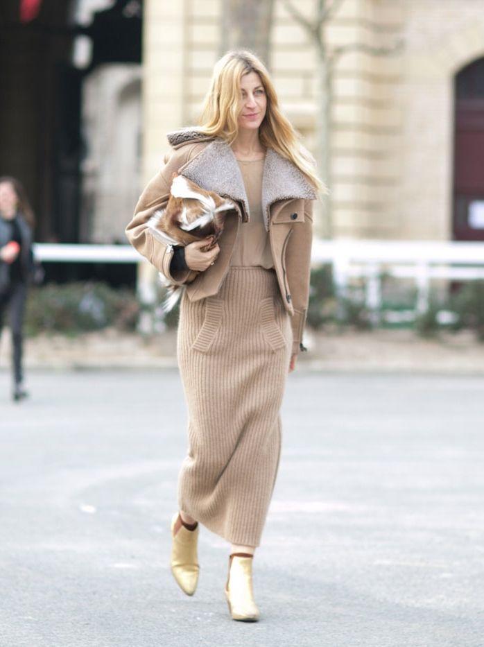 possibly best knits ever. Ada in Paris. #AdaKokosar