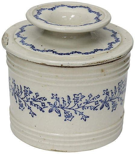 White Bell Porcelain Slip
