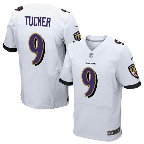 Authentic Justin Tucker Jersey: Ravens Big & Tall Elite Limited ...