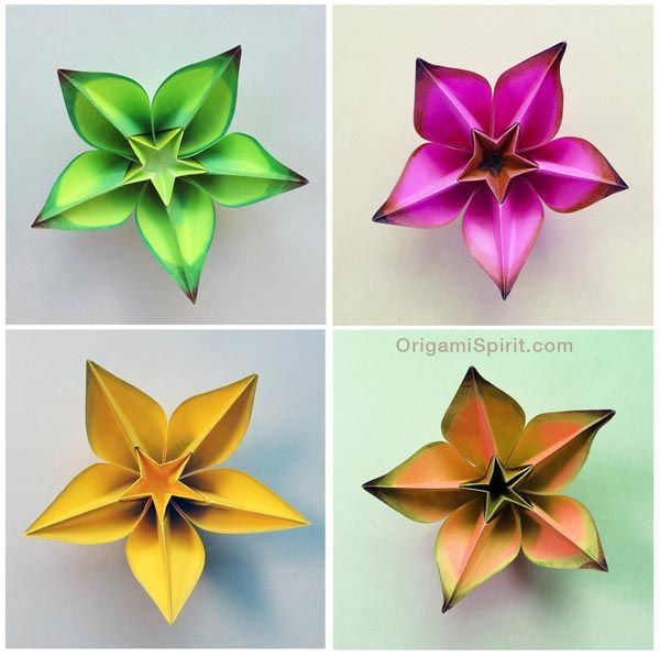 Resultado de imagen para origami paso a paso flores origami this paper craft is a butterfly origami designed by carmen sprung and the video tutorial by sara adams this step by step video instruction showing how to mightylinksfo
