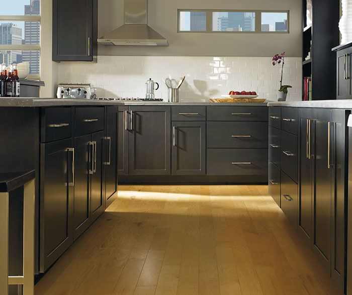 Kitchen Cabinetry Ideas And Inspiration Be Inspired By This Gray Contemporary Kitchen Cabine Kitchen Cabinet Design Contemporary Kitchen Kitchen Design