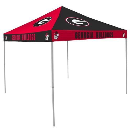 Georgia Bulldogs Uga Pop Up Canopy Tent Products South