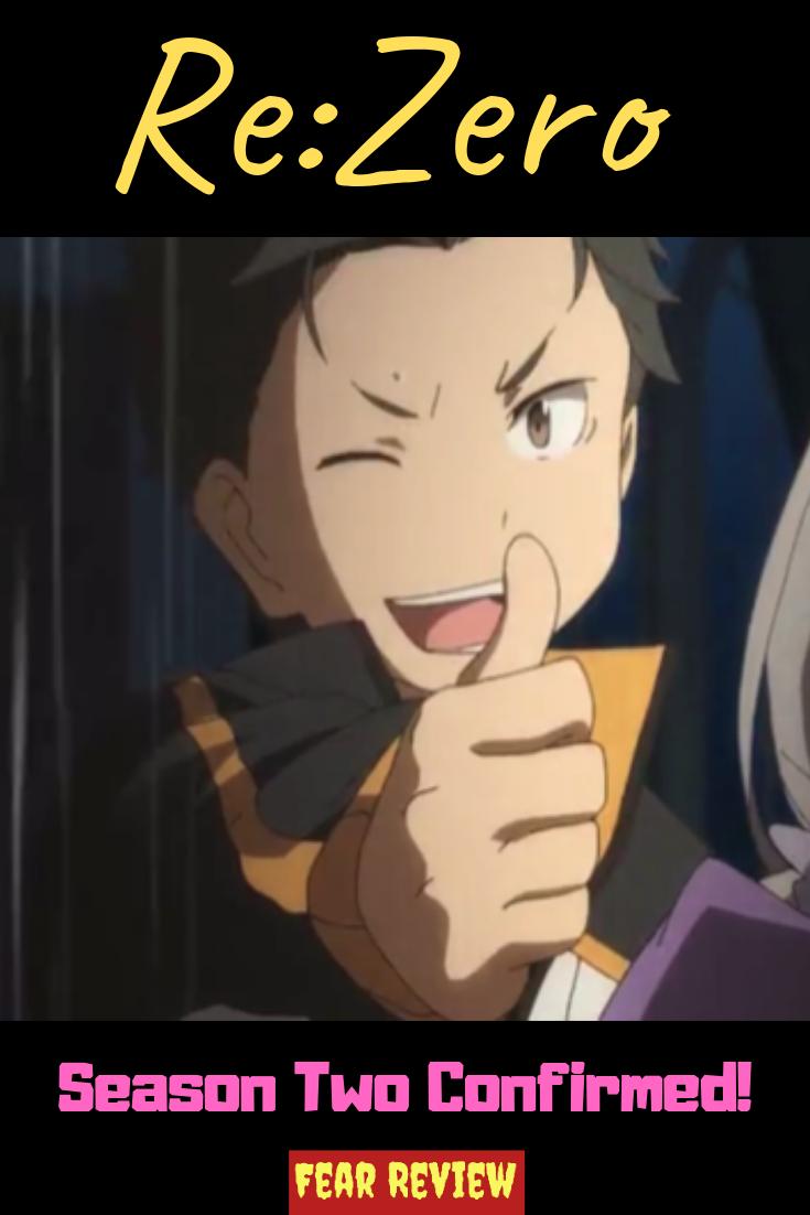 ReZero Season 2 & Oregairu Season 3 Confirmed Anime