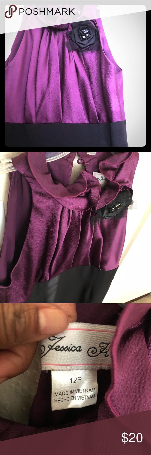 YOURS💥Jessica Howard💥petite sleeveless dress