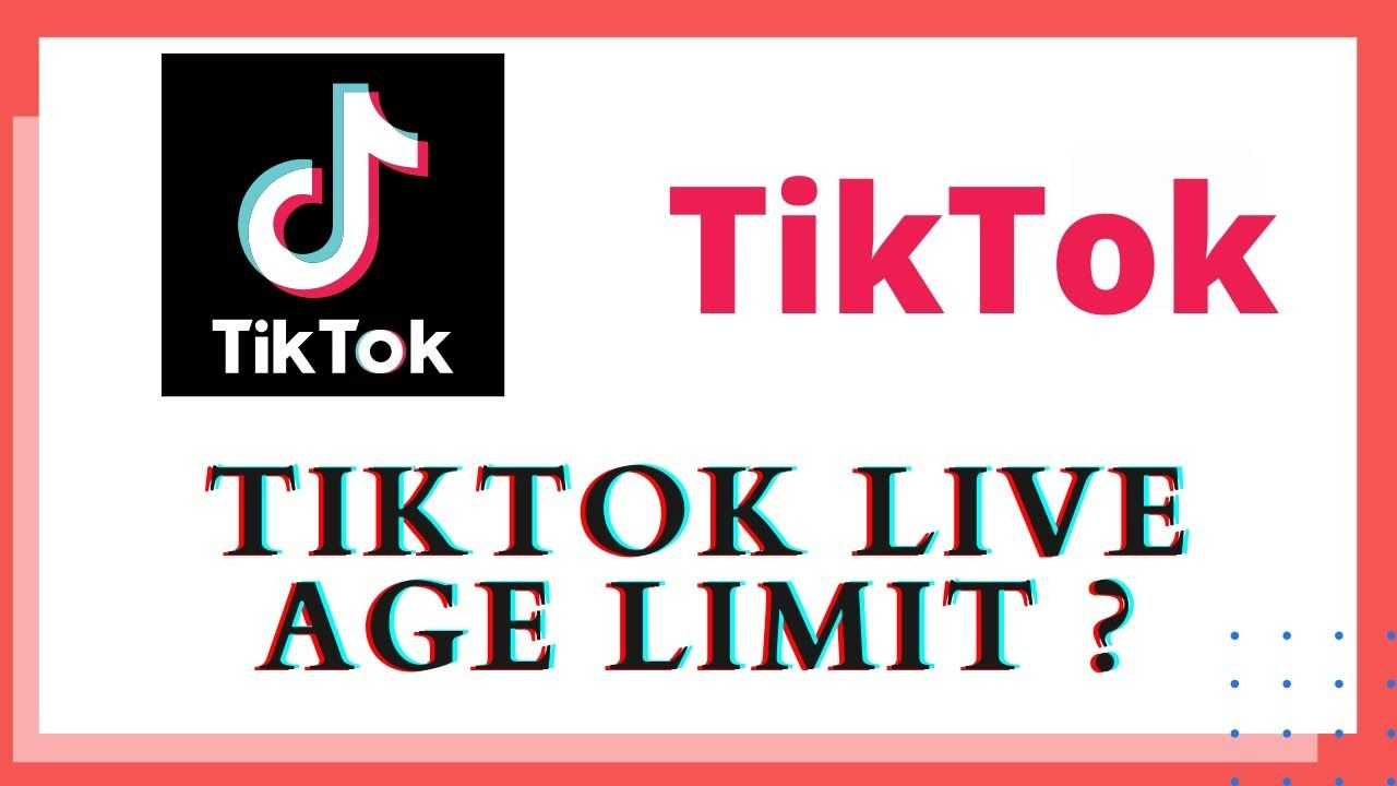 You Need 1000 Followers And 16 Years Old To Go Live On Tik Tok Tiktoklive Tiktok Tiktokapp 16 Year Old Tik Tok 1000 Followers
