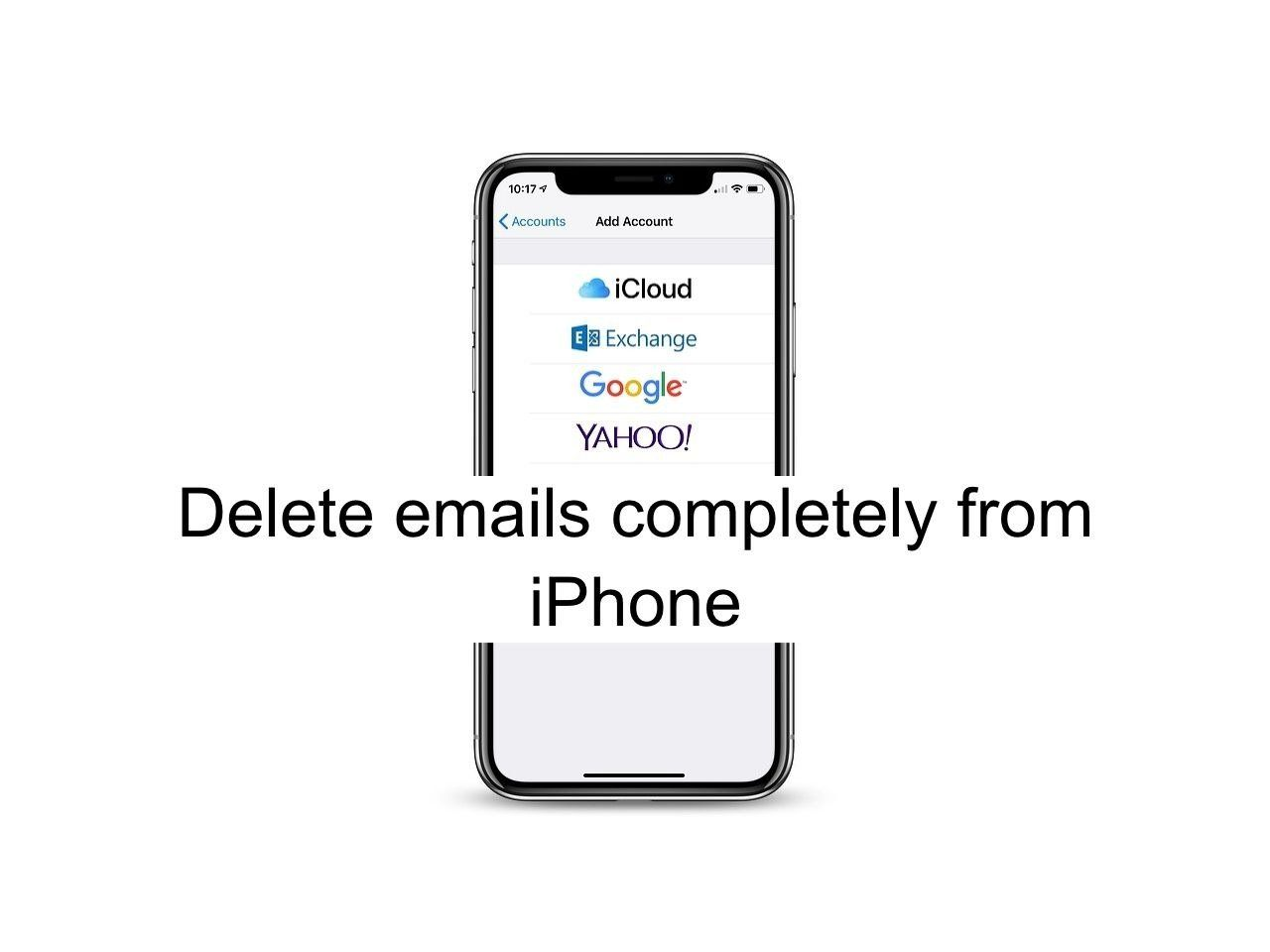 Need To Free Up Some Space On Your Iphone Ipad Look At Your Mail App It S Often A Storage Hog Learn How To Delete Emails Complete Iphone Iphone Hacks Icloud