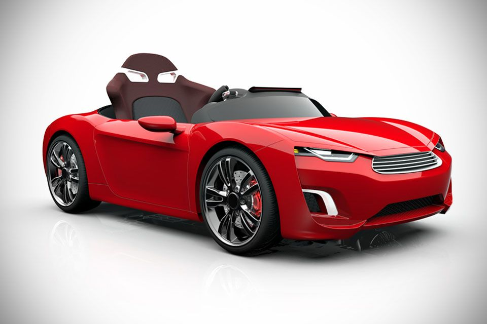 Third Generation Henes Broon Electric Cars For Kids An Absurdly Beautiful Ride On Toy With Premium Real Car Features Unbel Toy Cars For Kids Luxury Cars Car
