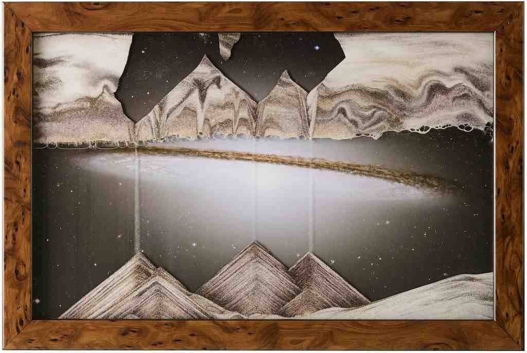 buy moving sand picture sombreros galaxy at wwwexplosionluckcom - Moving Picture Frames