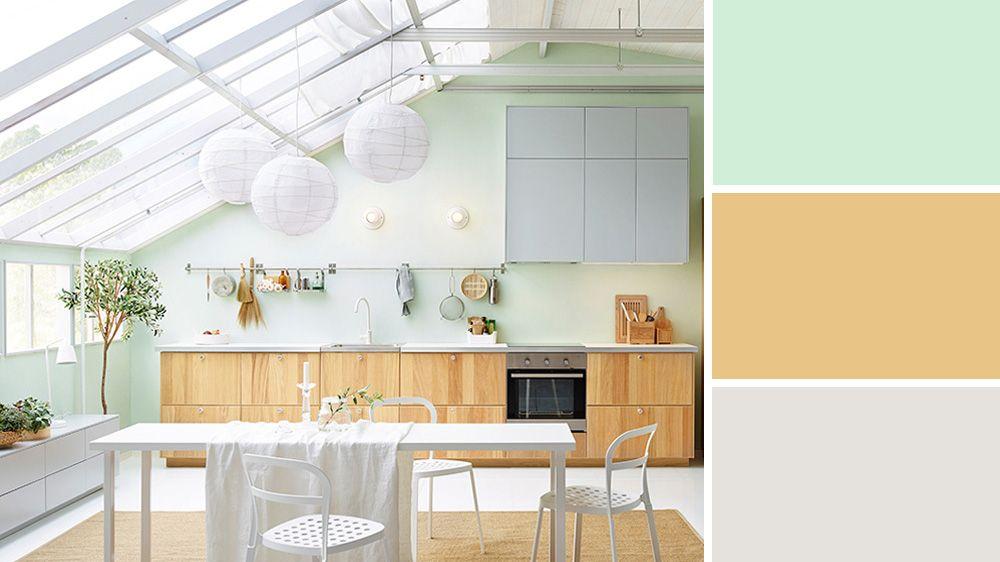 Quelle couleur choisir pour une cuisine étroite ?