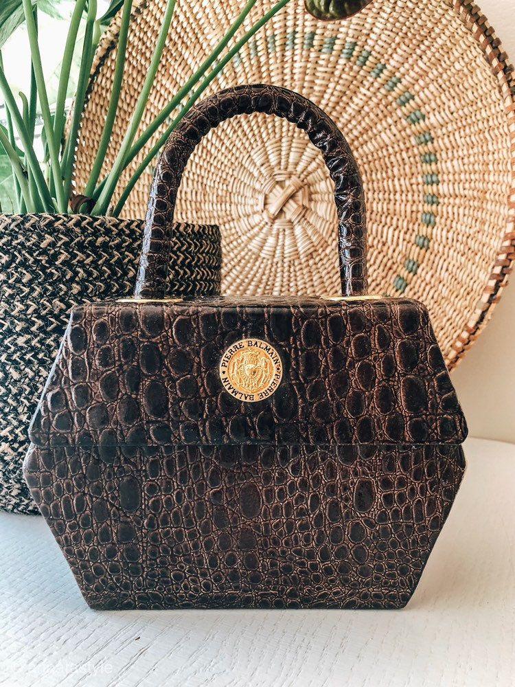 Pierre Balmain Bag Vintage
