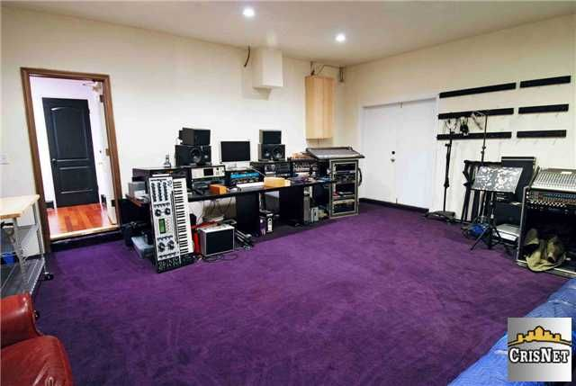 Interior Of A Home That Was Owned By Marilyn Manson Interior Ideas