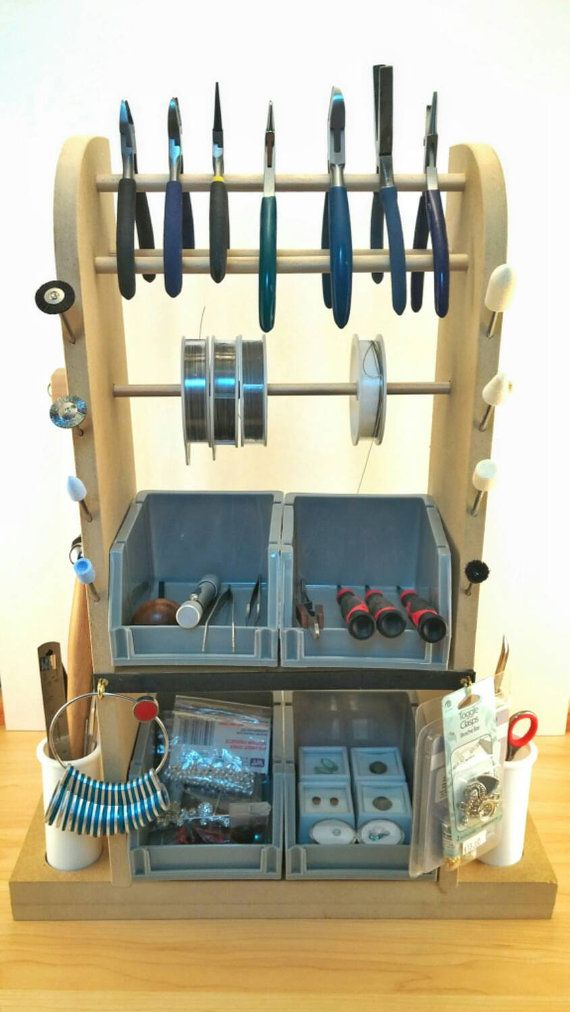 THE TOWER a WorkbenchTabletop Organizer Storage for Tools
