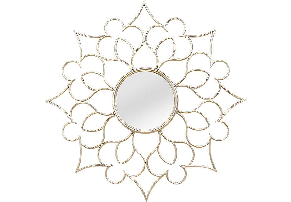 Francina Silver Mirror Framed Mirror Wall Stratton Home Decor Mirror Wall