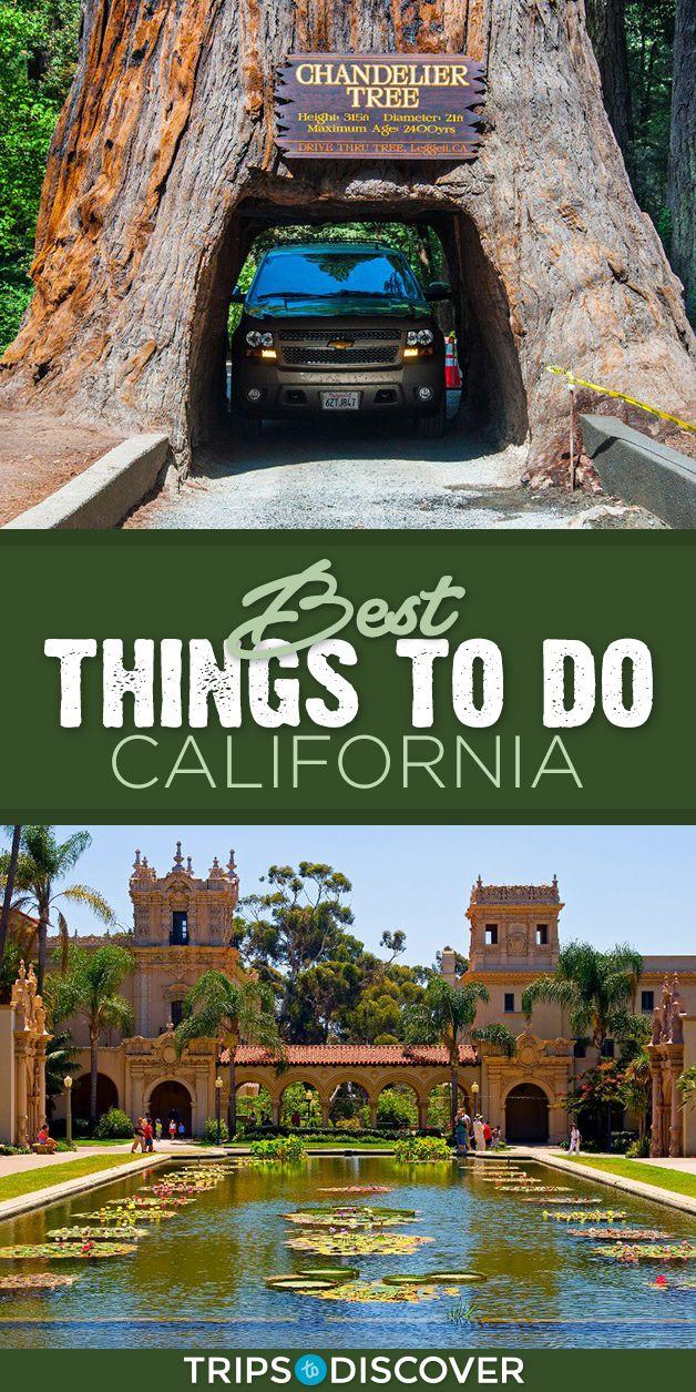 Here Are 10 Quintessential California Experiences
