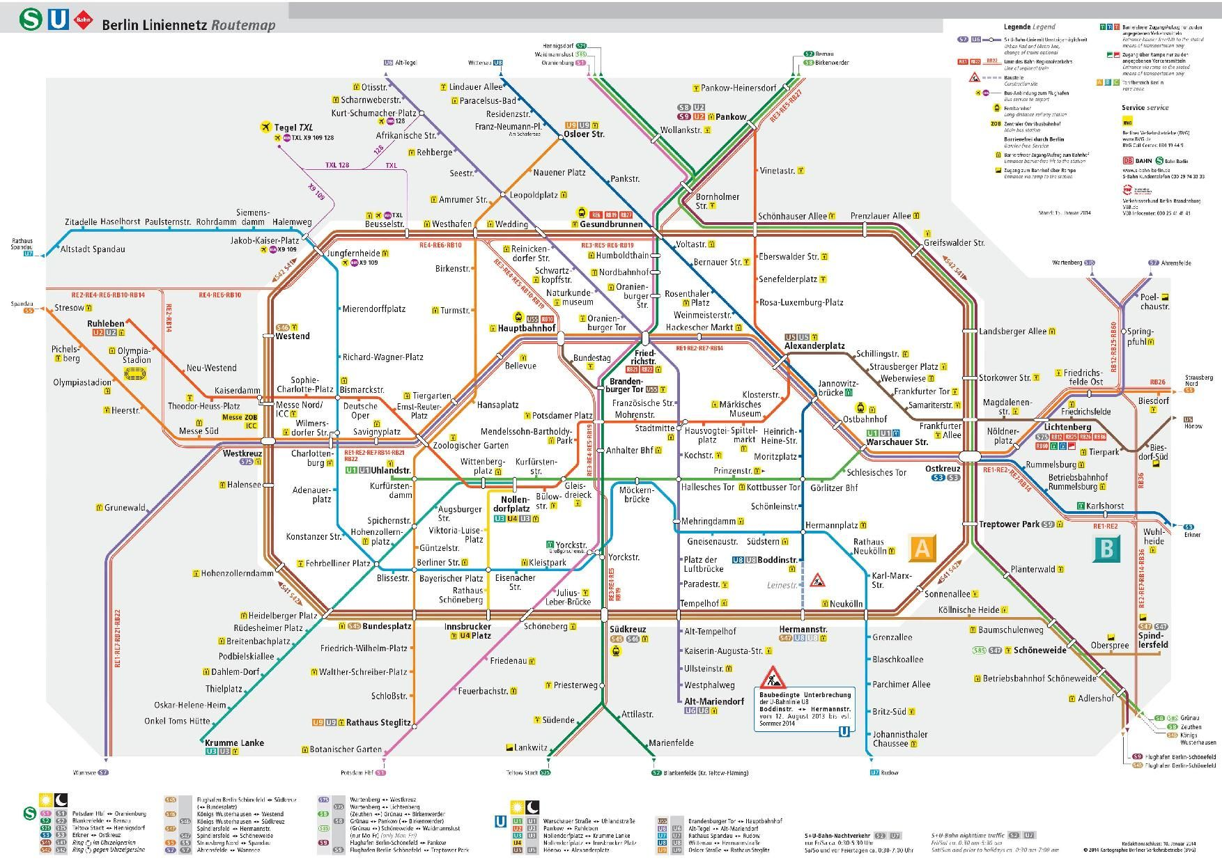 Sy Spandau Guide To Getting Around Berlin Europe Travel Guides Public