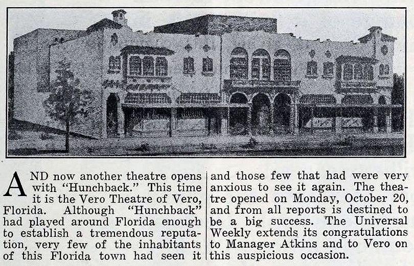 Https Flic Kr P J9esmx Vero Theatre
