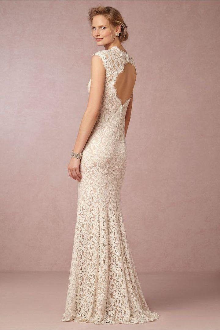 Vintage Lace Wedding Dresses From BHLDN | Novios