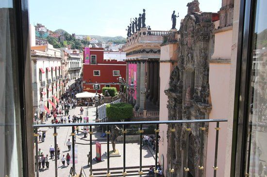 Hotel San Diego Guanajuato Mexico With Images Guanajuato