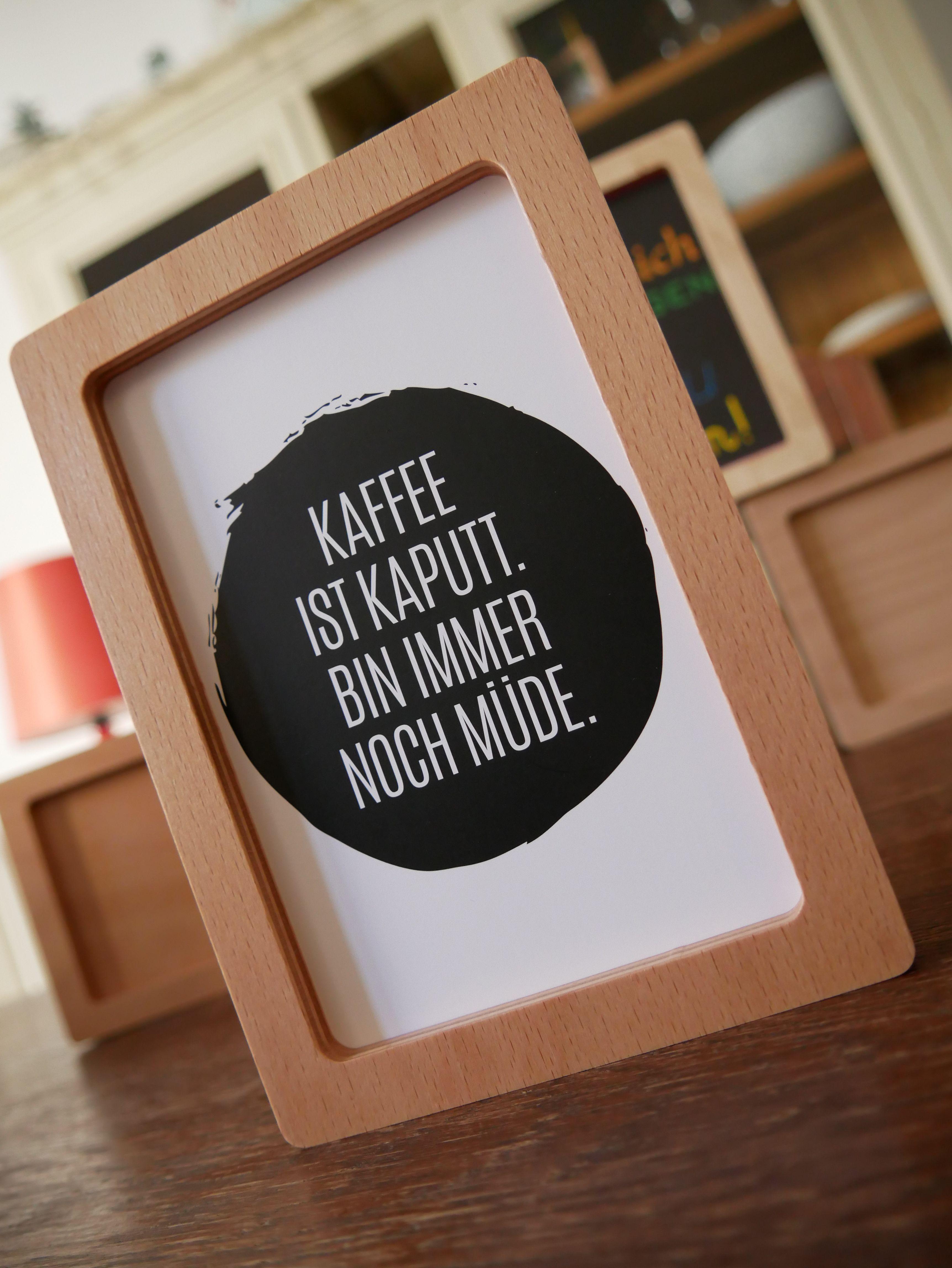 Karten lieben den Magnetrahmen / 07: Heute in unserem magnetischen ...