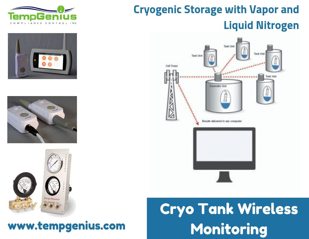 Pin By Temperature Logging On Cryo Tank Wireless