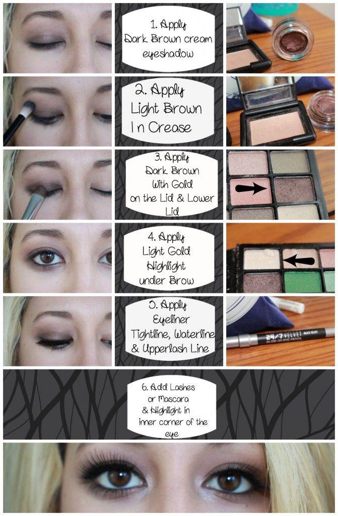 Melinda Gordon Ghost Whisperer Makeup