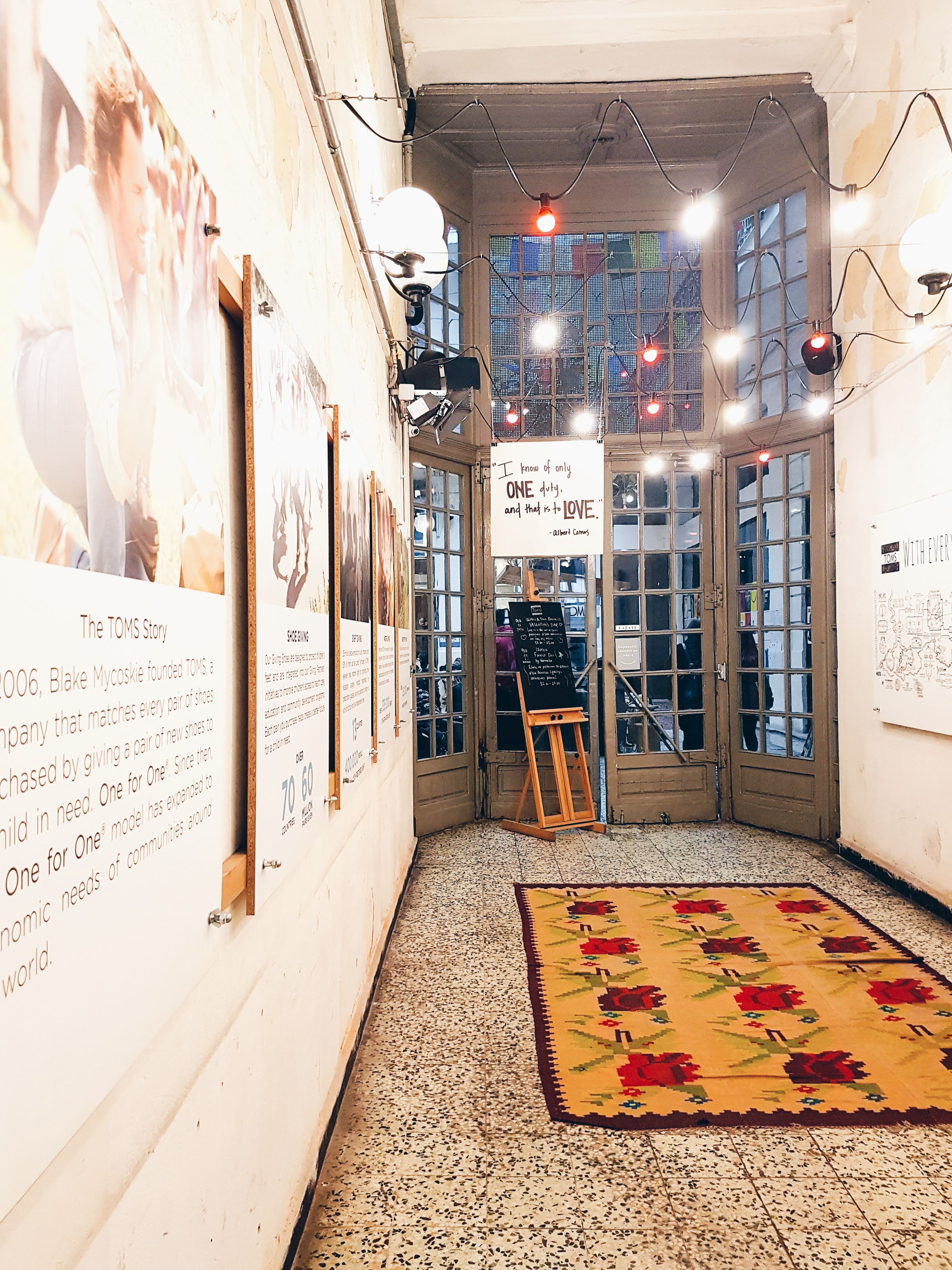 1e5fc35ec46 TOMS Flagship Opens in Thessaloniki