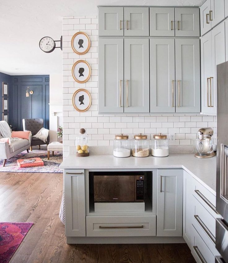 Ive had this gorgeous kitchen from sincerelysarad saved as a favorite for quite some time and just had to share it this is kitchen