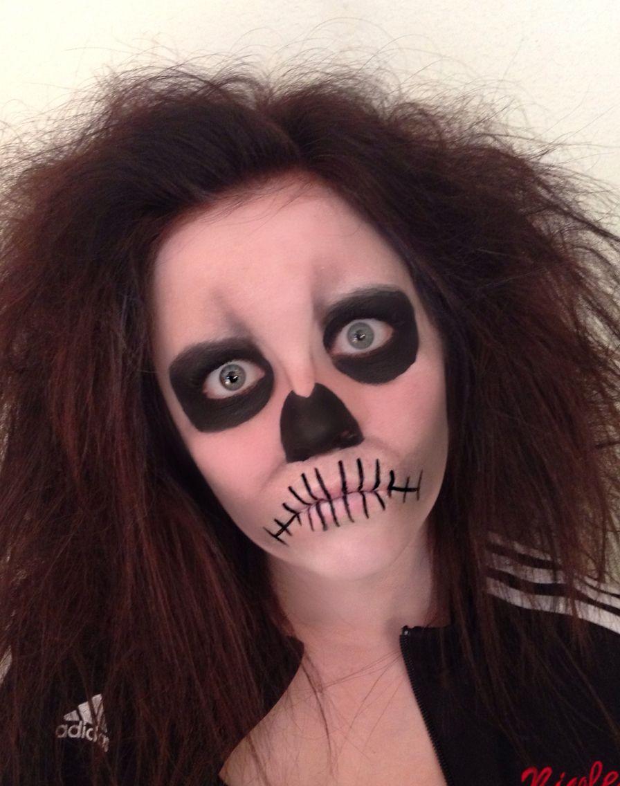 More Halloween makeup
