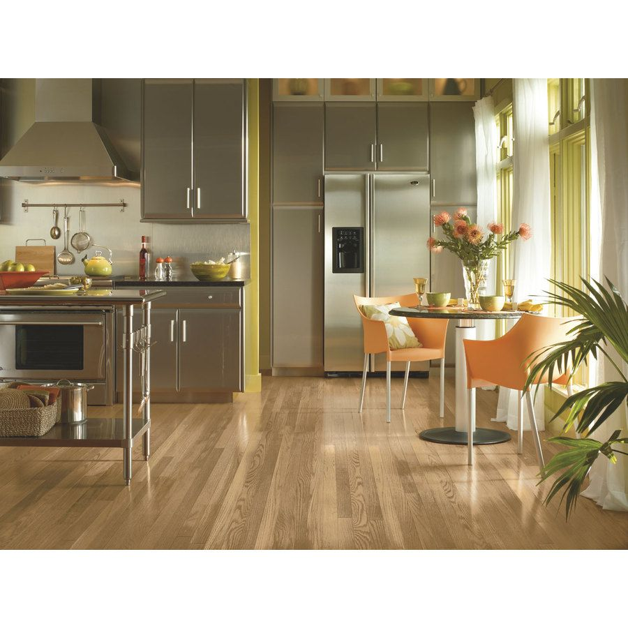 Shop Bruce America\'s Best Choice 3.25-in W Prefinished Oak Hardwood ...