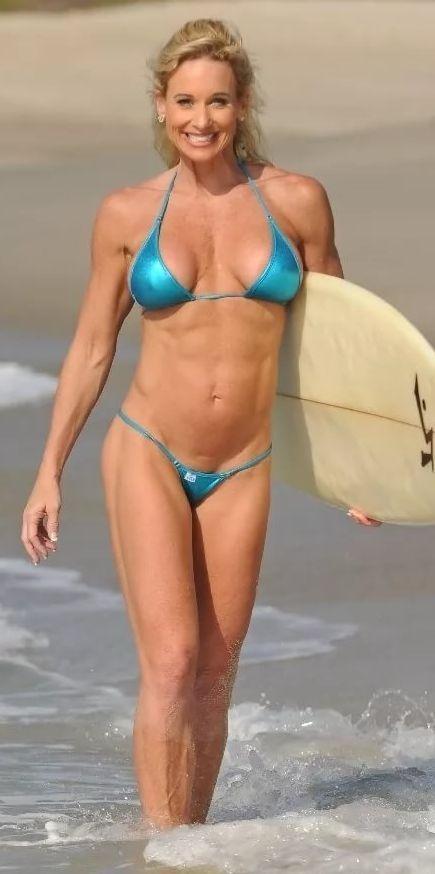 Mature Mini Bikini