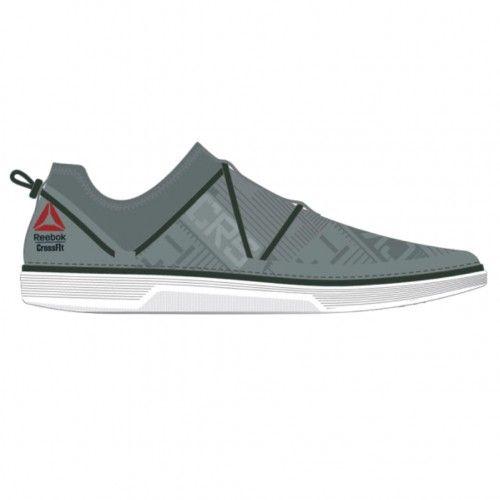 a795c0c5f0dfdf Reebok Crossfit Nanossage Mens Training Shoe M48523 Silvery Green-Sage-White