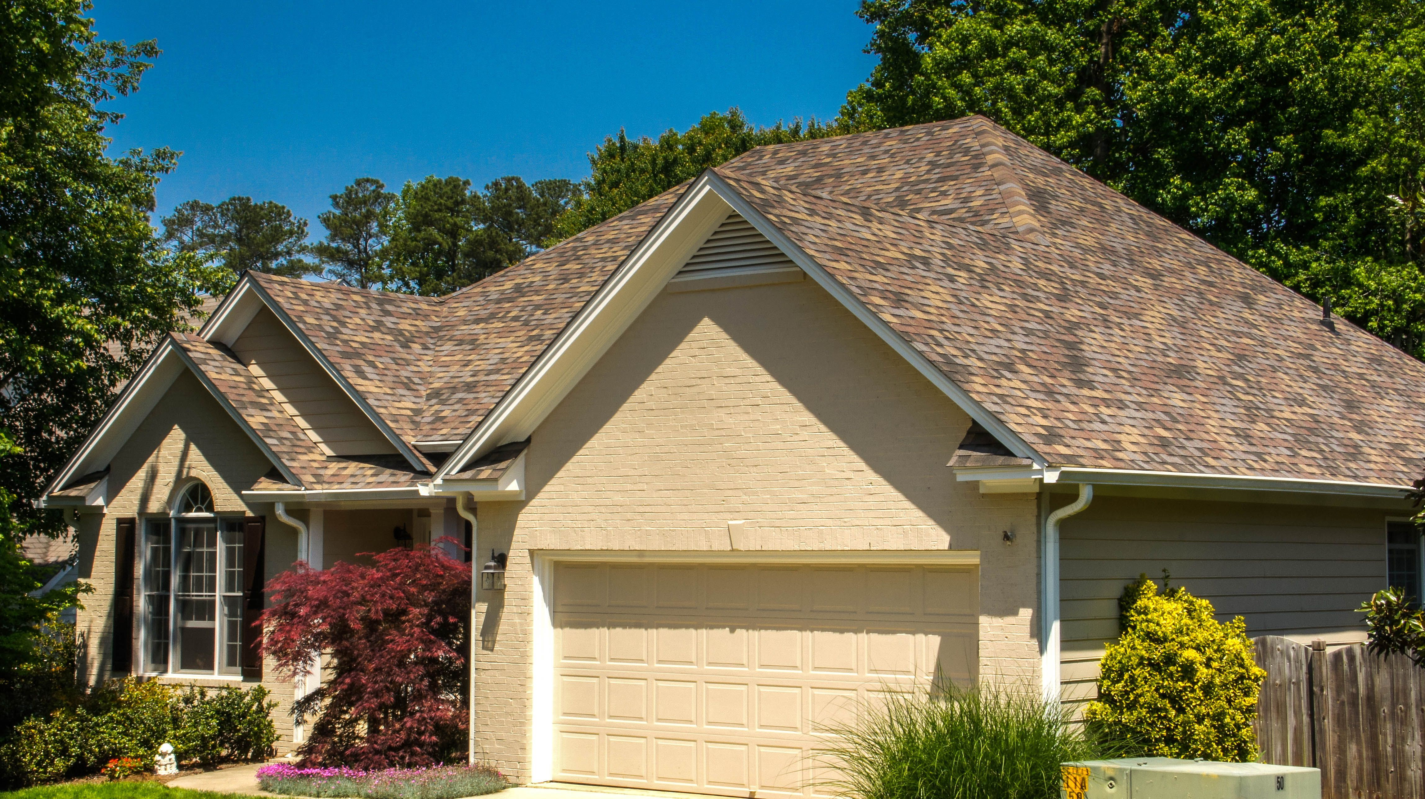 Best Lowes Summer Harvest Shingles On House Google Search 400 x 300